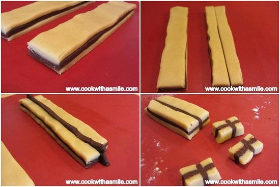 маслени бисквити коледен подарък рецепта и оформяне