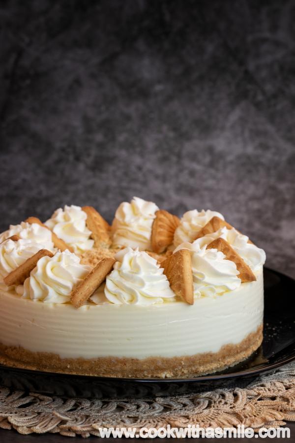 испанска торта с куахада или желатин
