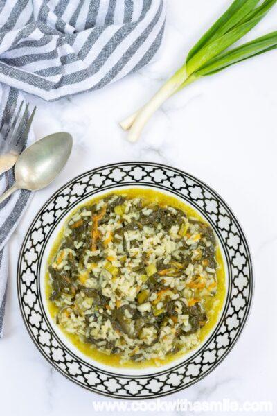 лапад-с-ориз