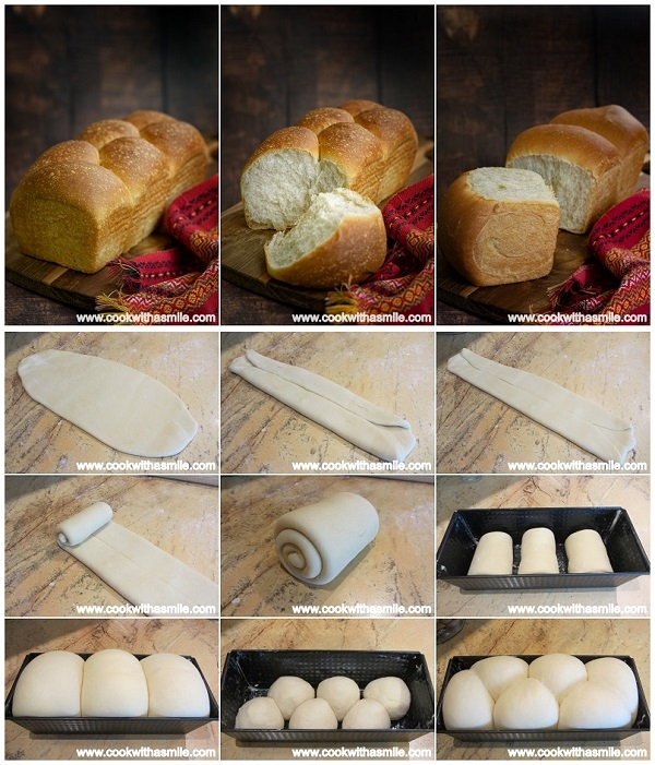 пухкав хляб с квас