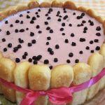 Боровинкова-торта