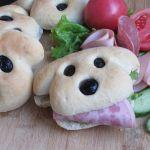 хлебчета кученца сандвичи