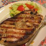 марината за риба на скара