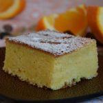 сицилиански портокалов кекс