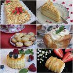 идеи бутер тесто бързи десерти