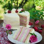 лесна-торта-с-малинов-мус-рецепта