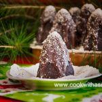 коледни сладки скалички шоколадови елхички